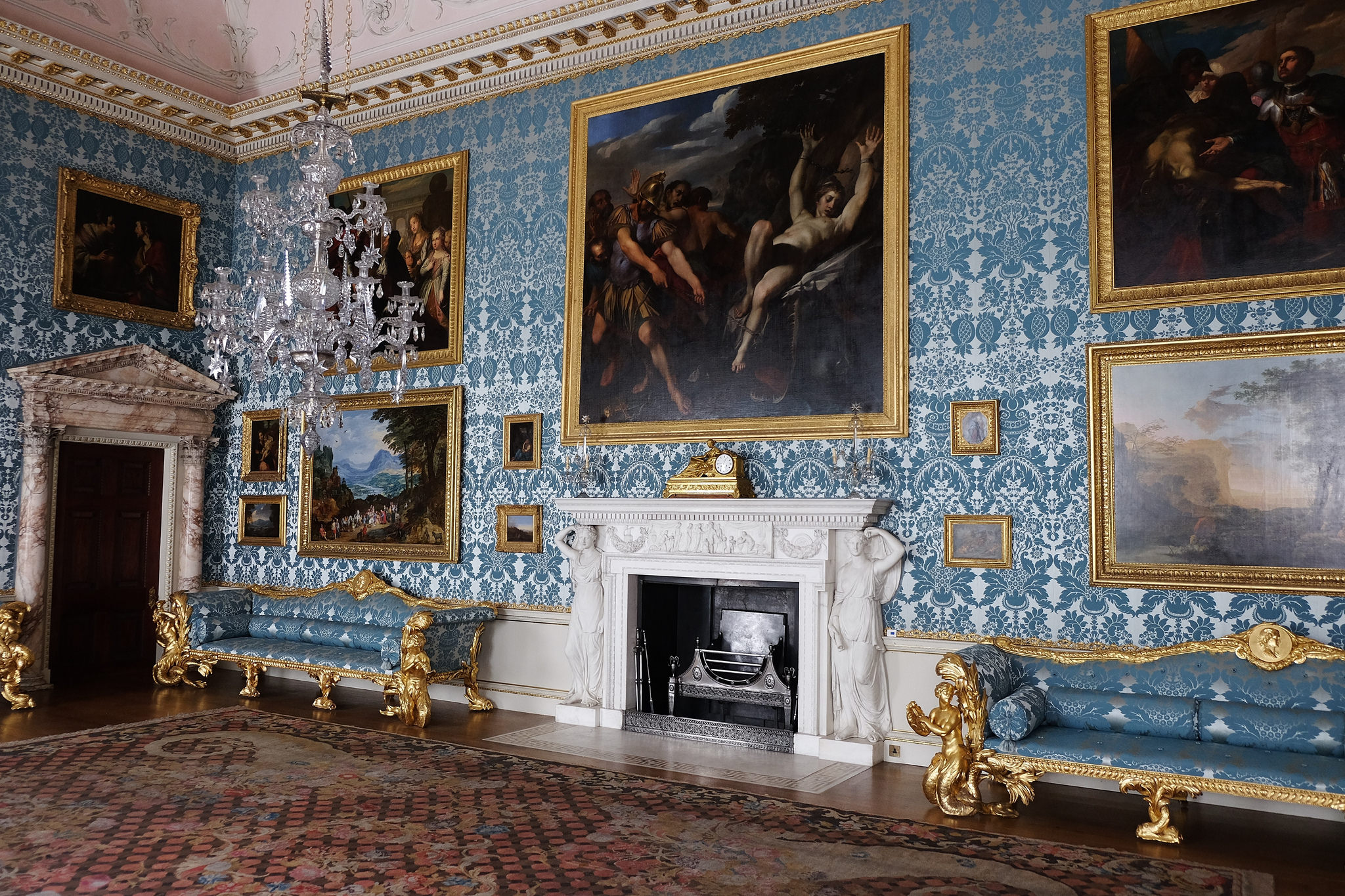 Exploring Kedleston Hall And Learning More About The Curzon Family